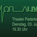 Lebende Tote in Paderborn -Dead or alive Poetry Slam #1 in Paderborn 03.06.14