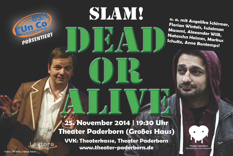 dead-or-alive-plakat-sülle-alex
